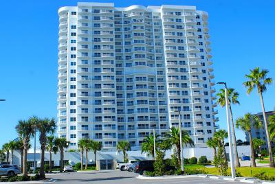 Daytona Beach Condo/Townhouse For Sale: 2 Oceans West Boulevard #1901