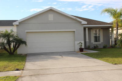 Port Orange Single Family Home For Sale: 1934 Cove Point Road