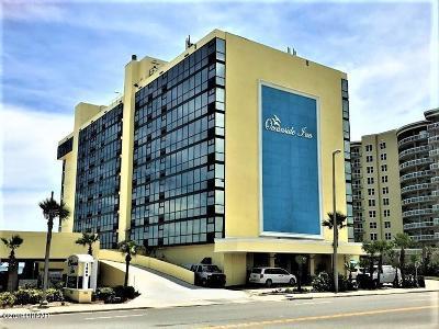 Daytona Beach Shores Condo/Townhouse For Sale: 1909 S Atlantic Avenue #522