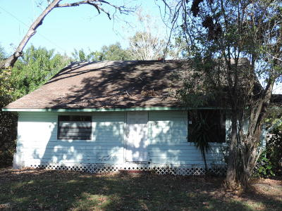 Daytona Beach, Daytona Beach Shores Single Family Home For Sale: 534 Brentwood Drive