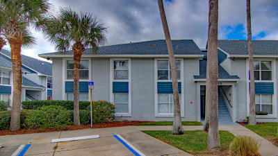 New Smyrna Beach Condo/Townhouse For Sale: 4860 S Atlantic Avenue #2030