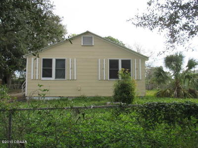 Daytona Beach Multi Family Home For Sale: 323-325 S Franklin Street