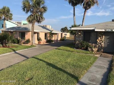 Daytona Beach Single Family Home For Sale: 134 Botefuhr Avenue