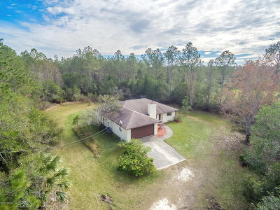 Ormond Beach Single Family Home For Sale: 466 Juniper Lane