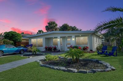 New Smyrna Beach Single Family Home For Sale: 219 Robinson Road