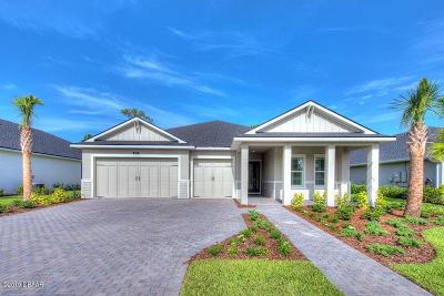 Ormond Beach Single Family Home For Sale: 429 Nottinghill Street