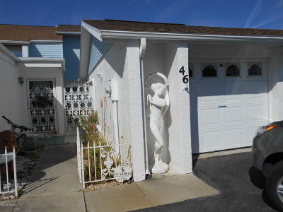 Ormond Beach Attached For Sale: 46 Chippingwood Lane