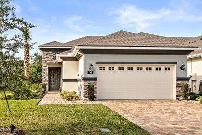 Ormond Beach Attached For Sale: 795 Aldenham Lane