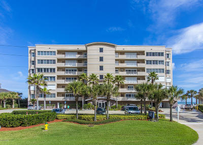 Ponce Inlet Condo/Townhouse For Sale: 4767 S Atlantic Avenue #204