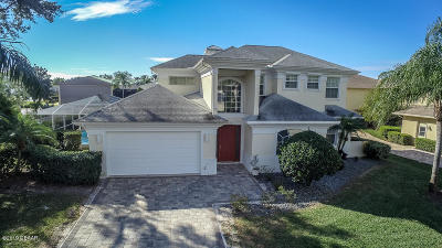 Port Orange Single Family Home For Sale: 1810 Roscoe Turner Trail