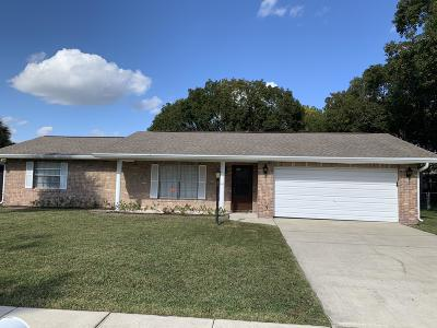 Port Orange Single Family Home For Sale: 1221 Franklin Drive