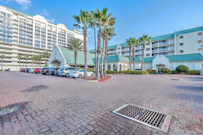Daytona Beach Condo/Townhouse For Sale: 2700 N Atlantic Avenue #307