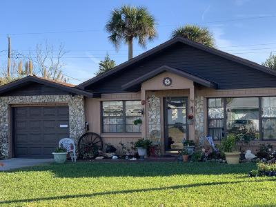 Ormond Beach Single Family Home For Sale: 46 Ocean Crest Drive