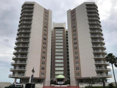Daytona Beach Condo/Townhouse For Sale: 2967 S Atlantic Avenue #401