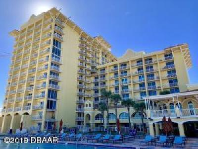 Daytona Beach Condo/Townhouse For Sale: 600 N Atlantic Avenue #906