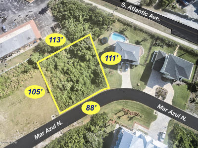 Volusia County Residential Lots & Land For Sale: 16 N Mar Azul