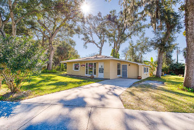 Ormond Beach Single Family Home For Sale: 160 Seville Street