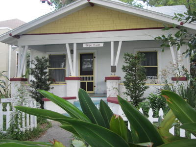 New Smyrna Beach Single Family Home For Sale: 405 Magnolia Street