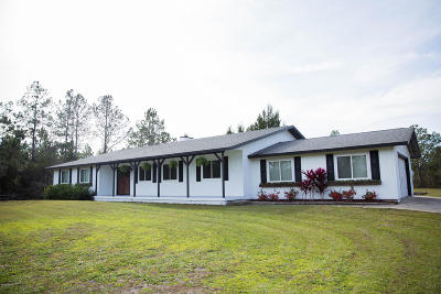 Ormond Beach FL Single Family Home For Sale: $349,990