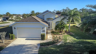 Plantation Bay Single Family Home For Sale: 1279 Royal Pointe Lane