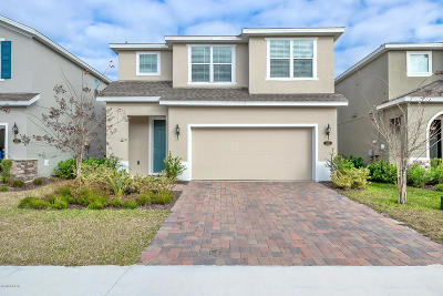 Deland  Single Family Home For Sale: 1350 Riley Circle