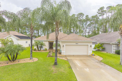 Port Orange Single Family Home For Sale: 5422 Frederick Lake Drive