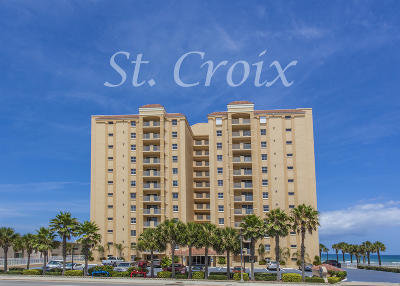 Volusia County Condo/Townhouse For Sale: 3145 S Atlantic Avenue #702