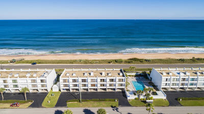 Flagler Beach Condo/Townhouse For Sale: 1436 N Central Avenue #1436