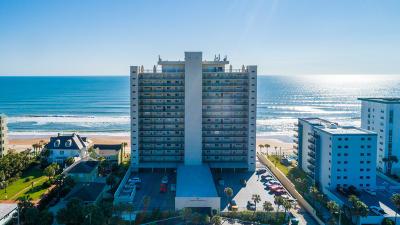 Ormond Beach Condo/Townhouse For Sale: 89 S Atlantic Avenue #203