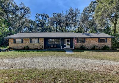 Deland  Single Family Home For Sale: 1680 W Beresford Avenue