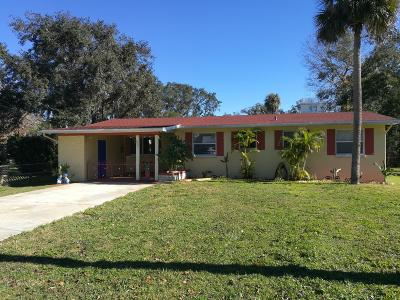 Volusia County Single Family Home For Sale: 555 Burleigh Avenue
