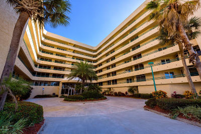 Ponce Inlet Condo/Townhouse For Sale: 4555 S Atlantic Avenue #4703