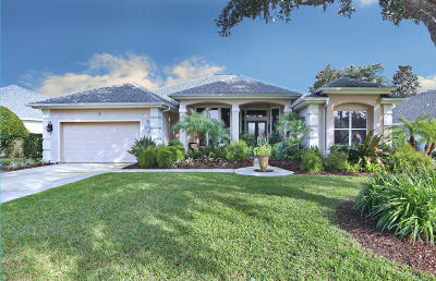 Ormond Beach Single Family Home For Sale: 3 Lakewood Drive