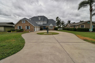 New Smyrna Beach Single Family Home For Sale: 19 Cunningham Drive