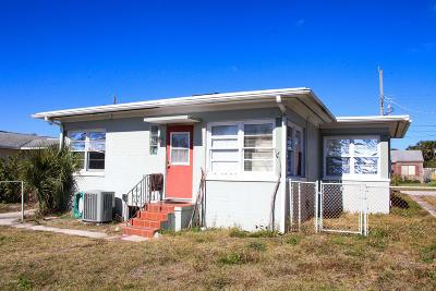 Daytona Beach Single Family Home For Sale: 460 Golf Boulevard