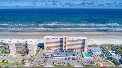 Ponce Inlet Condo/Townhouse For Sale: 4453 S Atlantic Avenue #5100