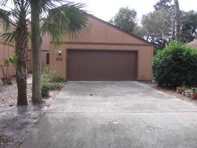 Ormond Beach Attached For Sale: 325 Timberline Trail