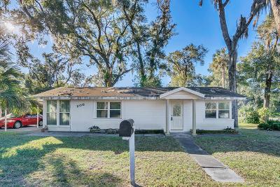 Deland  Single Family Home For Sale: 206 E Washington Avenue