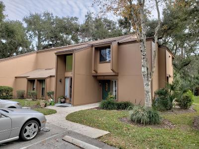 Palm Coast Condo/Townhouse For Sale: 8 Oakmont Court