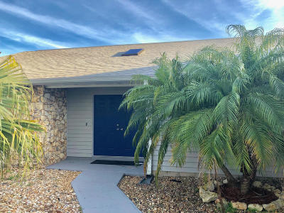 Flagler Beach Single Family Home For Sale: 605 Cumberland Drive