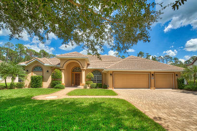 Ormond Beach Single Family Home For Sale: 44 Foxcroft Run