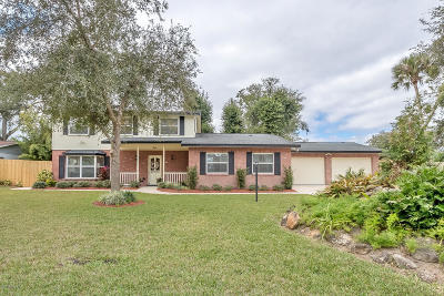 Tomoka Oaks Single Family Home For Sale: 2 Pine Valley Circle