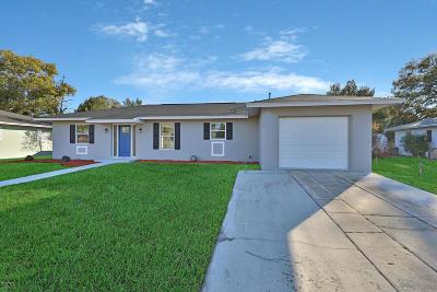 Deltona Single Family Home For Sale: 2009 Jefferson Avenue