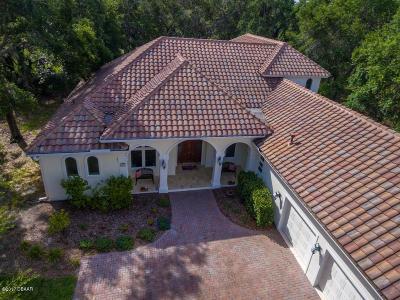 New Smyrna Beach Single Family Home For Sale: 427 Gleneagles Drive