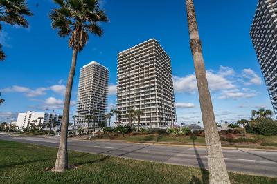 Daytona Beach Condo/Townhouse For Sale: 2900 N Atlantic Avenue #1006