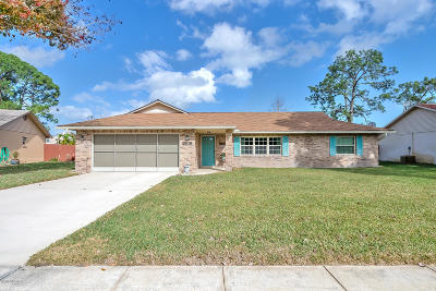 Port Orange Single Family Home For Sale: 1409 Minkoff Drive
