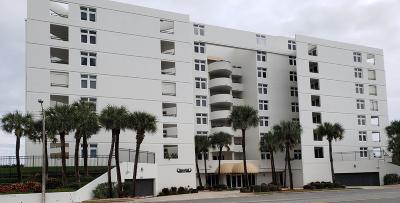 Ormond Beach Condo/Townhouse For Sale: 395 S Atlantic Avenue #508