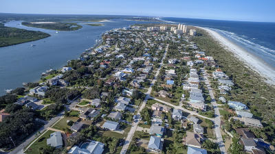 New Smyrna Beach Single Family Home For Sale: 1508 Beacon Street