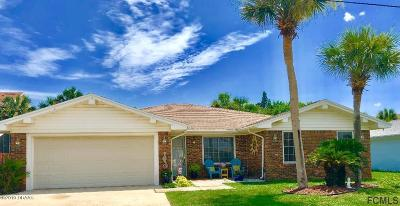 Flagler Beach Single Family Home For Sale: 2016 N Daytona Avenue