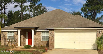 Palm Coast Single Family Home For Sale: 77 Pine Cir Drive